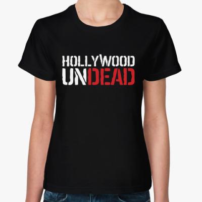Женская футболка Hollywood Undead Stencil