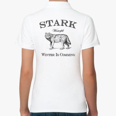 Женская рубашка поло Stark