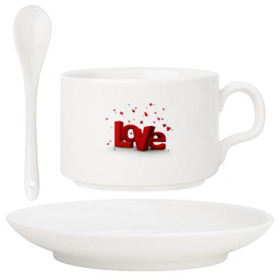 Кофейный набор ...LOVE...