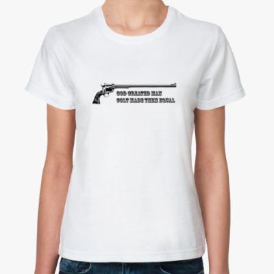 Классическая футболка Кольт