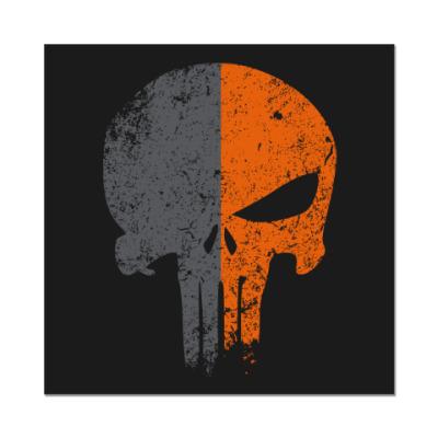 Наклейка (стикер) Punisher