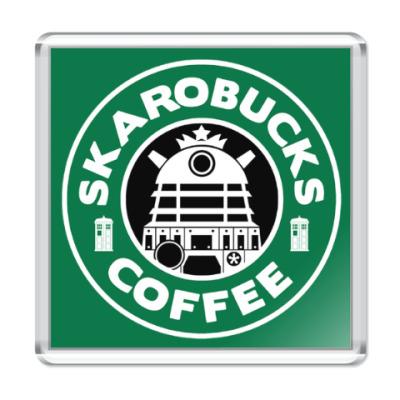 Магнит Skaro Coffee DOCTOR WHO Dalek