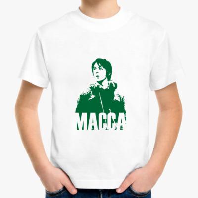 Детская футболка Paul Macca