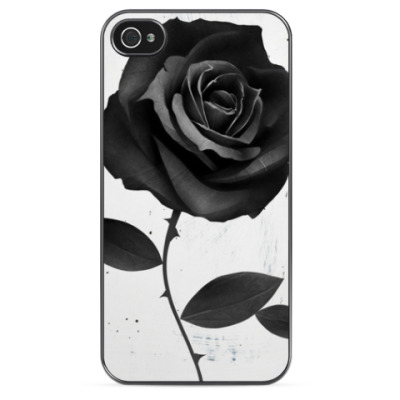 Чехол для iPhone Rose