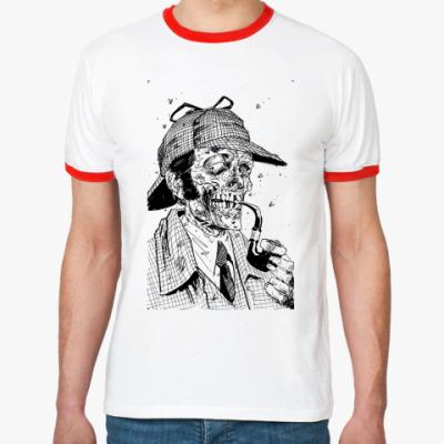 Футболка Ringer-T zombie