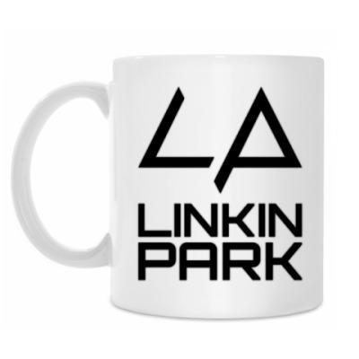 Кружка Linkin Park Futura