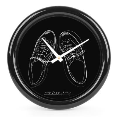 Часы Часы (белые стр-ки)