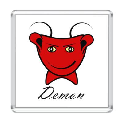 Магнит дьявол