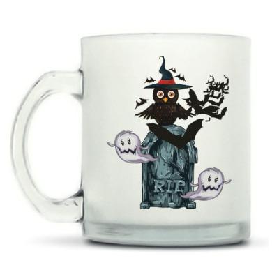 Кружка матовая Хэллоуин 31 октября