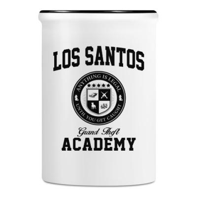 Подставка для ручек и карандашей Los Santos Grand Theft Academy