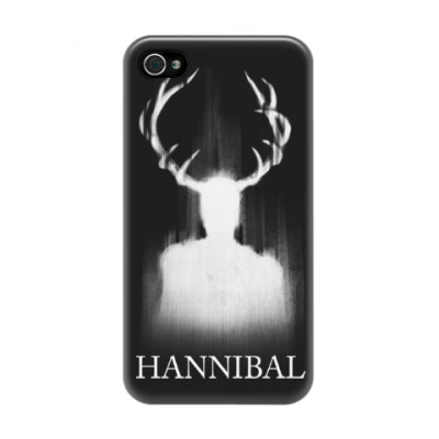 Чехол для iPhone 4/4s Hannibal
