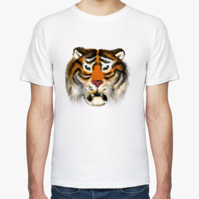 Футболка Огненный тигр