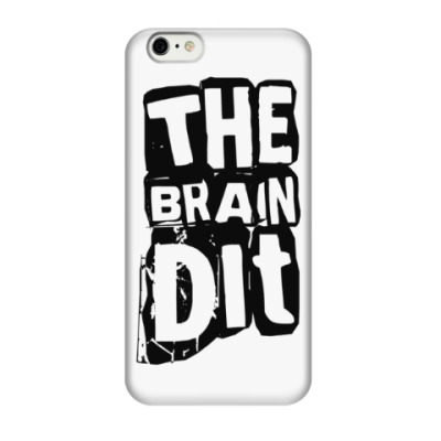 "Чехол для iPhone 6 Чехол iPhone 6 ""TheBrainDit"""