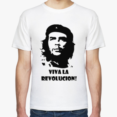 Футболка Че Гевара: Viva la revolucion