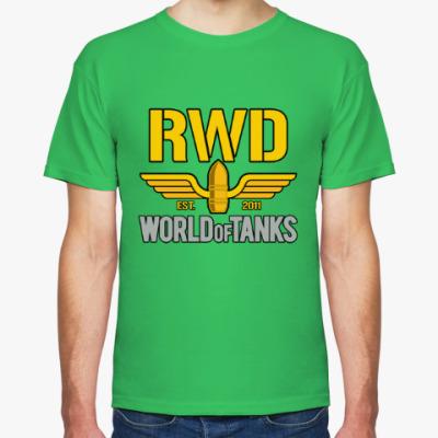 Футболка RWD