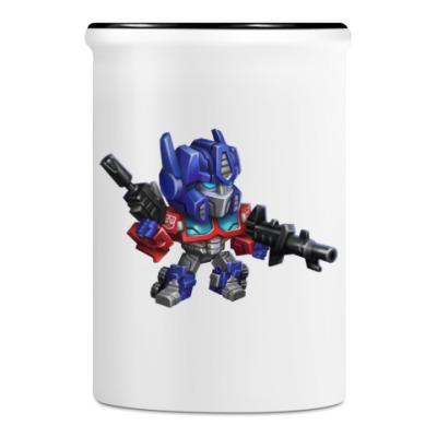 Подставка для ручек и карандашей Optimus Prime