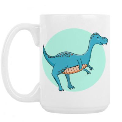 Кружка Динозаврик