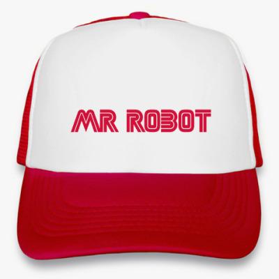 Кепка-тракер Mr Robot - fsociety - E Corp