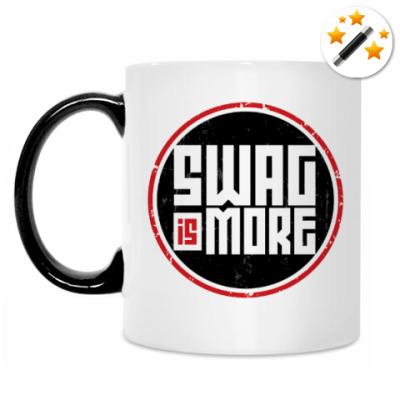 Кружка-хамелеон SWAG is More