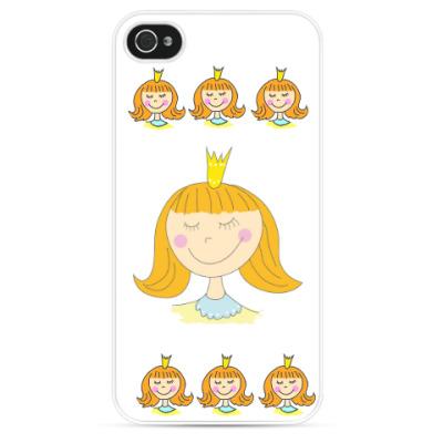 Чехол для iPhone Принцессный!