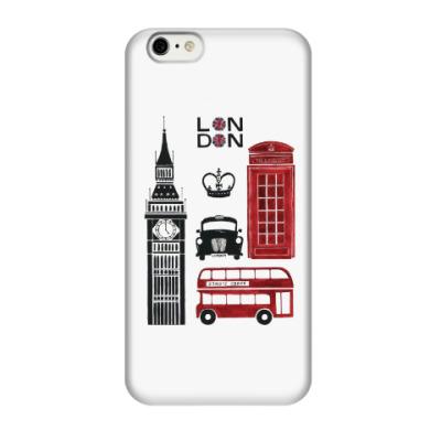 Чехол для iPhone 6/6s Лондон