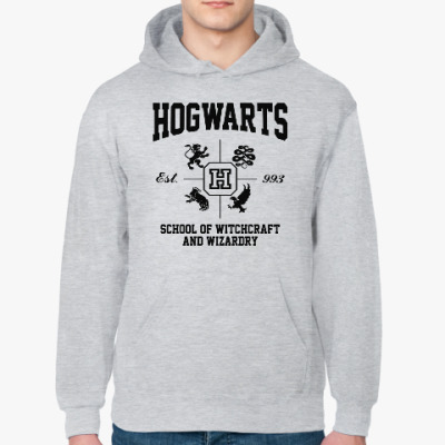 Толстовка худи Hogwarts