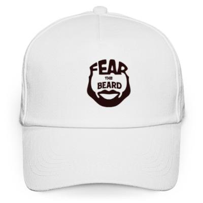 Кепка бейсболка Fear The Beard