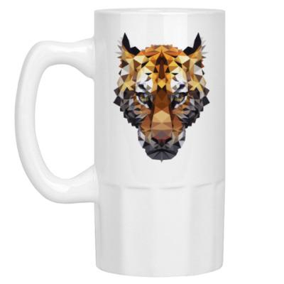 Пивная кружка Тигр / Tiger