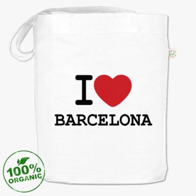 Сумка I love Barcelona