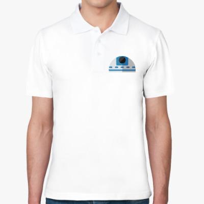 Рубашка поло Star Wars: R2-D2