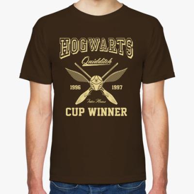 Футболка Hogwarts Quidditch Cup Winner
