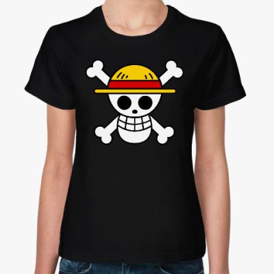 Женская футболка Ван Пис