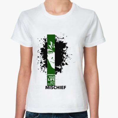 Классическая футболка Some Mischief