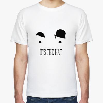 Футболка the hat