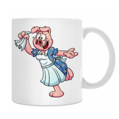 Piggy Woman