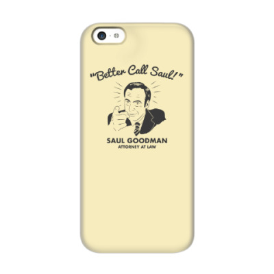 Чехол для iPhone 5c Better Call Saul