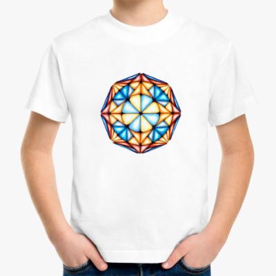 Детская футболка Калейдоскоп Ноябрь