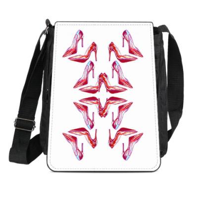 Сумка-планшет Женские туфли
