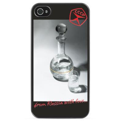 Чехол для iPhone iUSSR