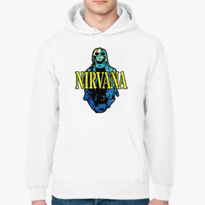 Толстовка худи Nirvana