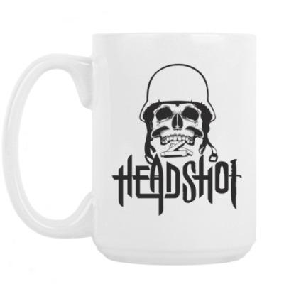 Кружка HEADSHOT
