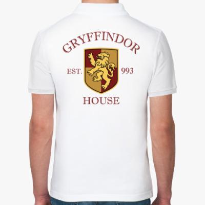 Рубашка поло Gryffindor
