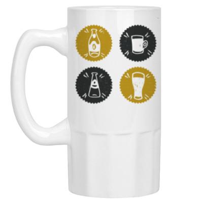 Пивная кружка Пиво