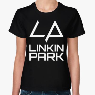 Женская футболка Linkin Park Futura