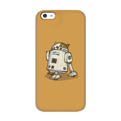Чехол для iPhone 5c R2C2 — Пятничный Котик №34