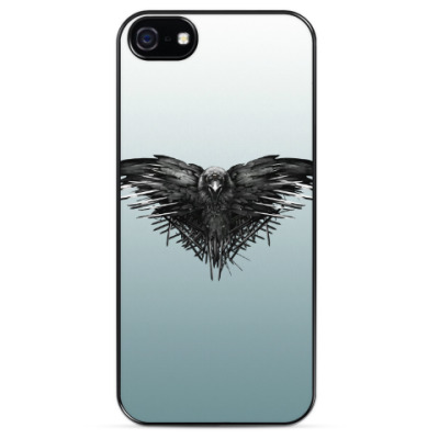 Чехол для iPhone Игра Престолов: Ворон