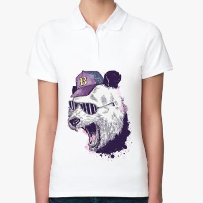 Женская рубашка поло bear