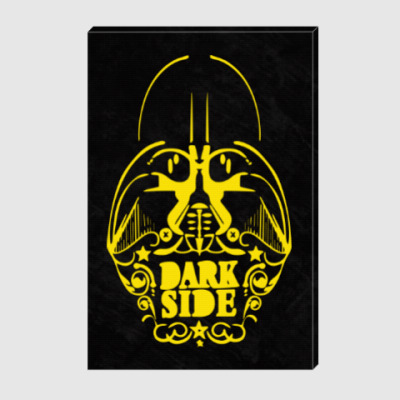 Холст Dark Side