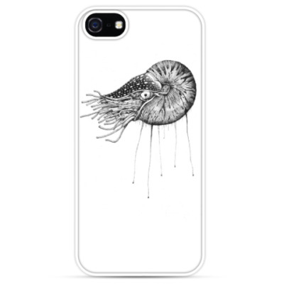 Чехол для iPhone Nautilus