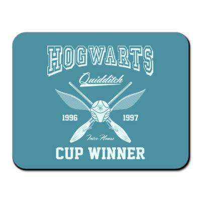 Коврик для мыши Hogwarts Quidditch Cup Winner